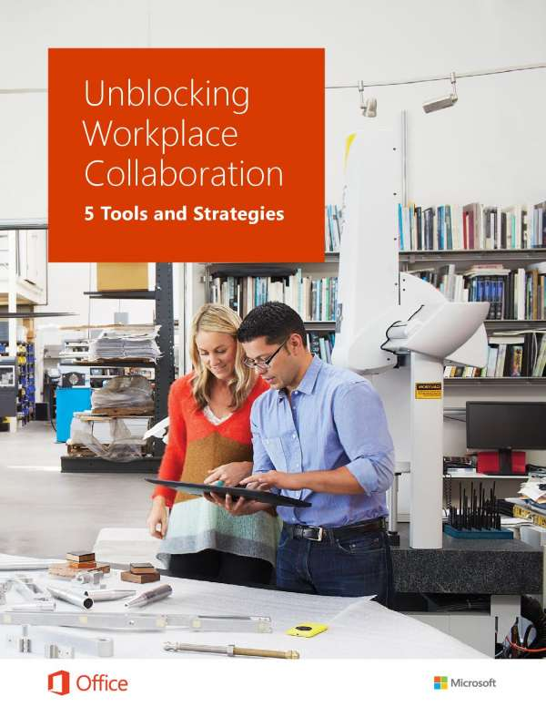 Unblocking Workplace Collaboration: Five Tools And Strategies