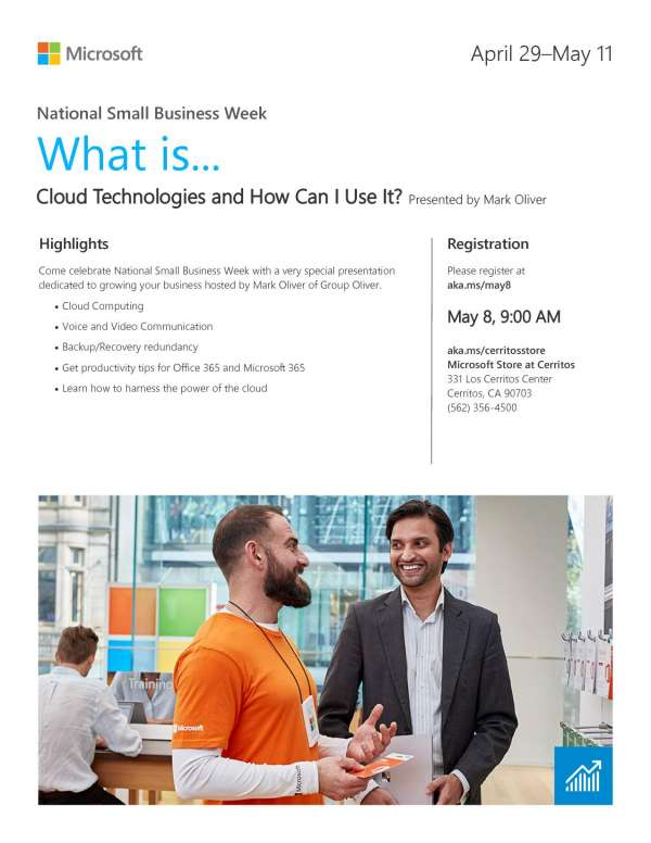 What Is… Cloud Technologies And How Can I Use It? Presented By Mark Oliver