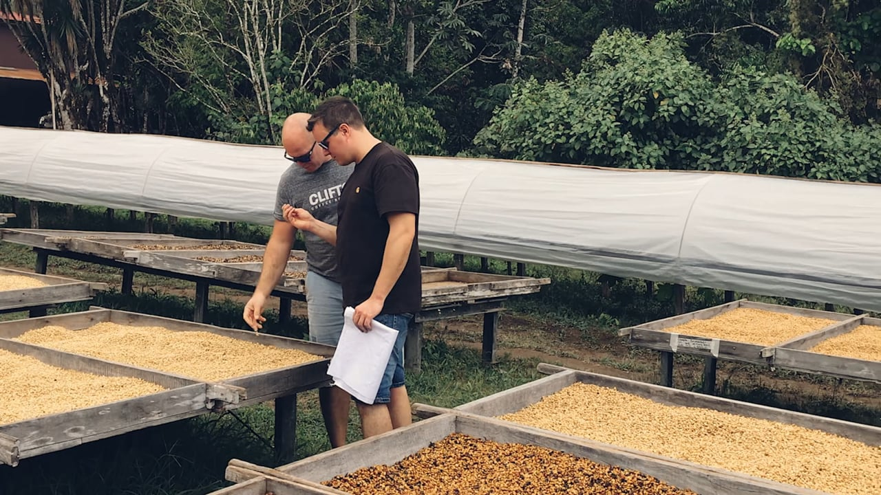 Customer Story: Clifton Coffee   Connect And Collaborate
